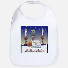 Judaica Shabbat Shalom Bib
