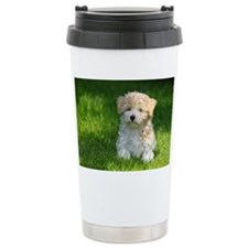 Havanese puppy Travel Mug