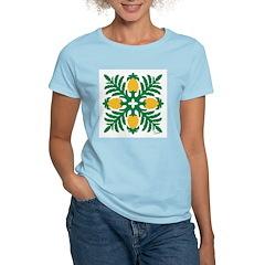 Hawaiian Quilt Pineapple T-Shirt