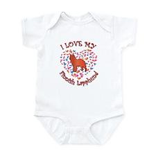 Love Lapphund Infant Bodysuit