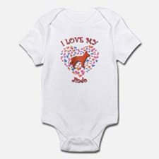 Love Jindo Infant Bodysuit
