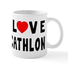 I Love Decathlon Mug