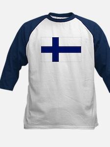 Finland Flag Tee