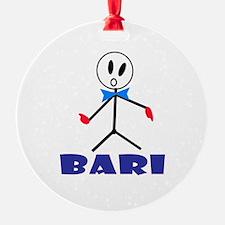 QUARTET BARI Ornament
