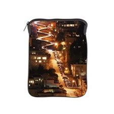Lombard lights iPad Sleeve