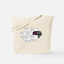 Black Sheep (Love) | Tote Bag