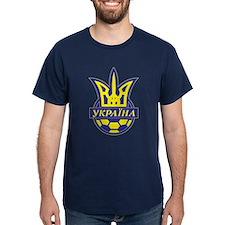 T-Shirt Ukrainian Futbol, football