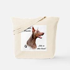 Dobie Breed Tote Bag