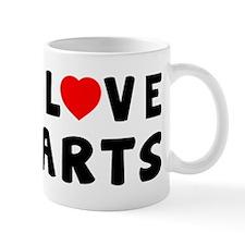 I Love Darts Mug