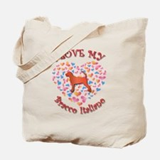 Love Bracco Tote Bag