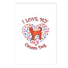 Love Canaan Postcards (Package of 8)