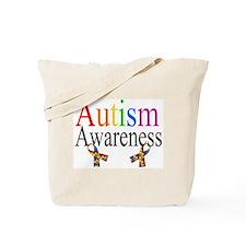 Pro autistic Tote Bag
