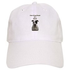 Proud Pitbull Parent Baseball Cap