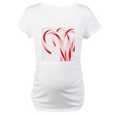 Red and white candy canes, studi Shirt