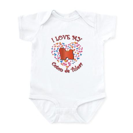Love Coton Infant Bodysuit