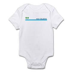 Ko Olina, Hawaii Infant Bodysuit