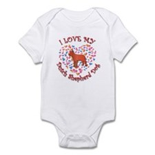 Love Shepherd Infant Bodysuit