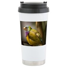 Gouldian finch Travel Mug