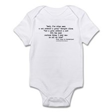 """""""Grin"""" Quote ONLY -  Infant Bodysuit"""