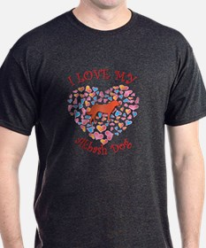Love Akbash T-Shirt