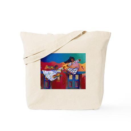 'Barrio Ascension' Tote Bag
