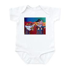 'Barrio Ascension' Infant Bodysuit