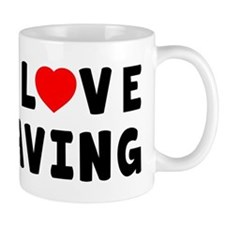 I Love Caving Mug