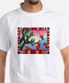 'Dancing Saguaros' Shirt