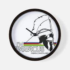 I'm Spartacus - Fabian Cancellara Wall Clock