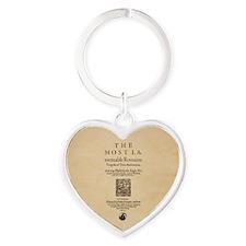 Folio-TitusAndronicus Heart Keychain