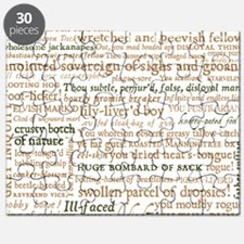 Shakespeare Insults Puzzle