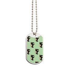 Honey Badger Dog Tags