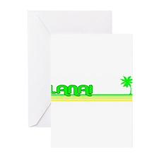Lanai, Hawaii Greeting Cards (Pk of 10)