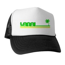 Lanai, Hawaii Trucker Hat