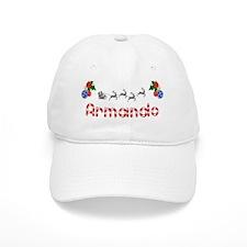 Armando, Christmas Baseball Cap