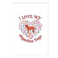 Love Dogo Postcards (Package of 8)