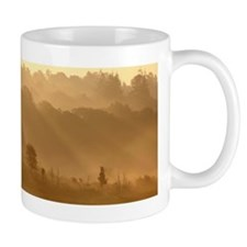 Sunrise, New Forest Small Mug