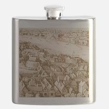 globetheatre1 Flask