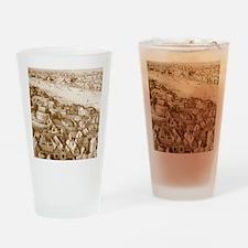 globetheatre1 Drinking Glass