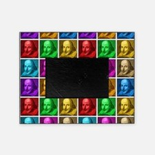Pop Art Shakespeare Picture Frame