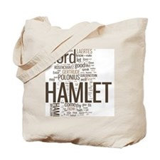 hamlet-collage Tote Bag