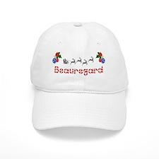 Beauregard, Christmas Baseball Cap