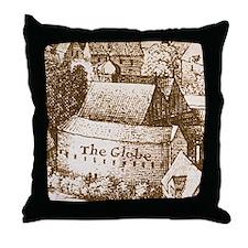 globetheatre2 Throw Pillow