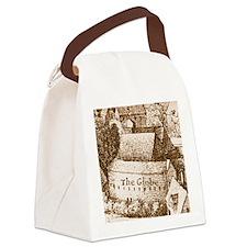 globetheatre2 Canvas Lunch Bag