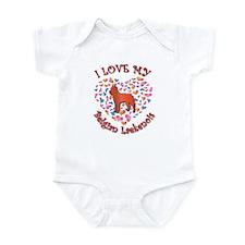 Love Laekenois Infant Bodysuit