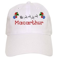 Macarthur, Christmas Baseball Cap