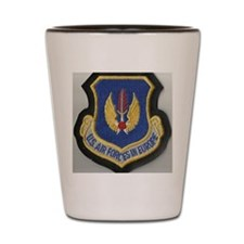 United Air Forces in Europe Shot Glass