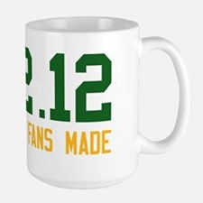 Green and Gold Mug