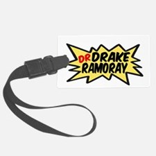 Dr Drake Ramoray Luggage Tag