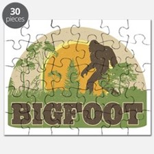Bigfoot Puzzle